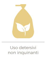 VALORI - Uso detersivi non inquinanti