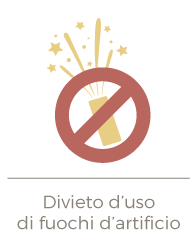 VALORI - Divieto d'uso di fuochi d'artificio